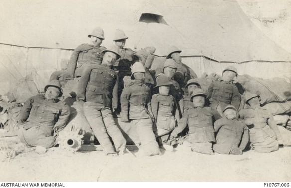 Gallipoli Dummies