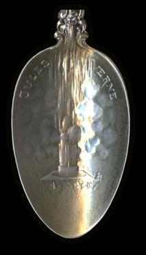 Jules Verne Spoon Bowl