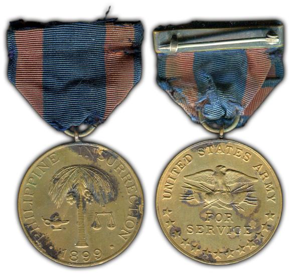 John Osborne Powell PI Medal Front