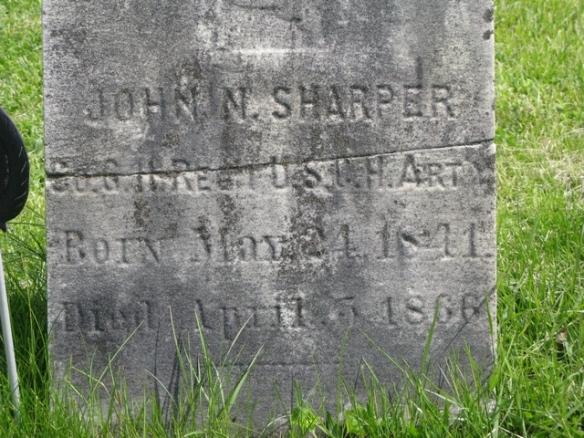 Sharper Grave