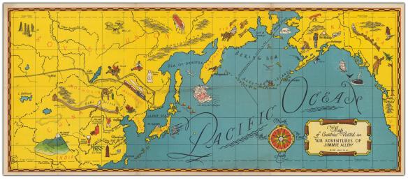 Jimmie Allen Map