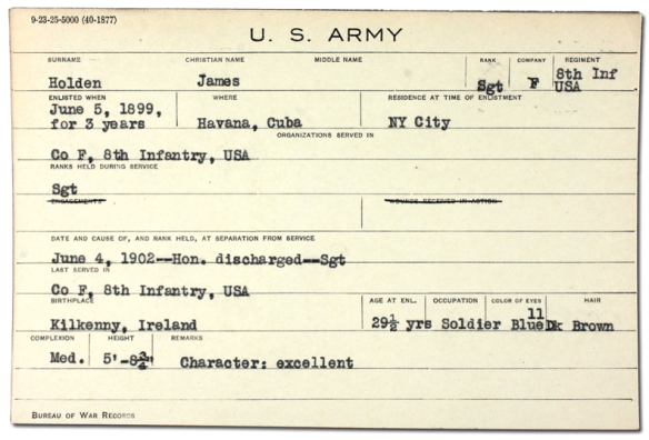 Sergeant_Holdens_Service Card