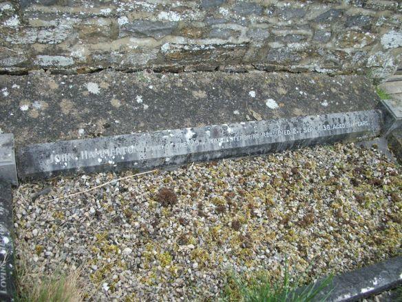 John Hammerton Grave