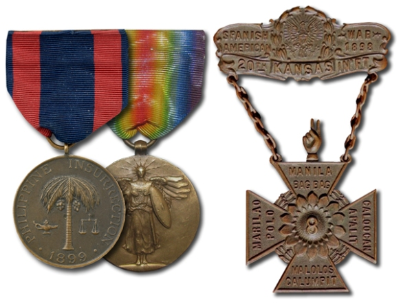 Clyde Wilson Medal Group
