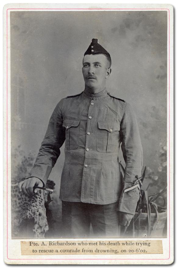 Alfred_Richardson_Suffolk_Regiment