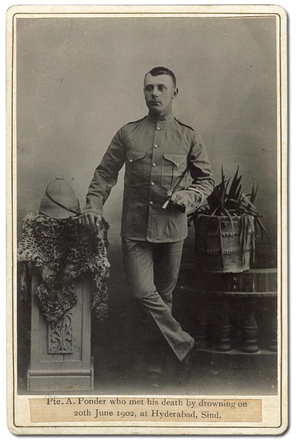 Arthur_Ponder_Suffolk_Regiment