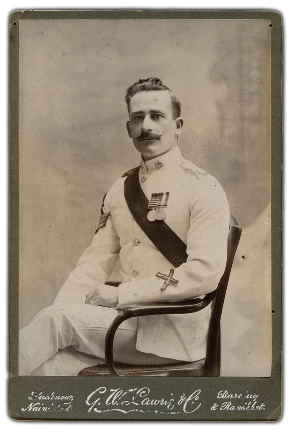 Sergeant Major Walter Anniss