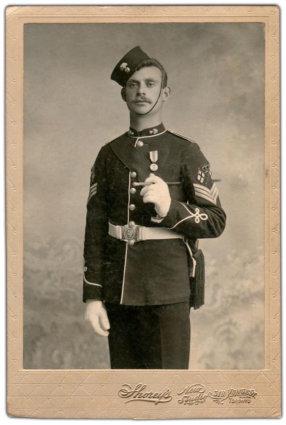 Color Sergeant Middleton