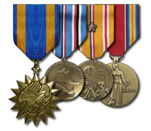 Pelland Medals