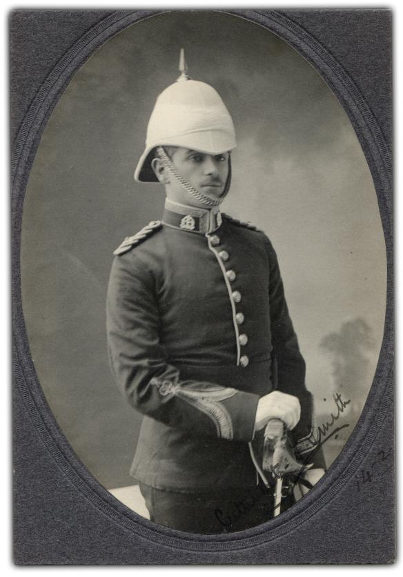 Cuthbert Fairbanks-Smith