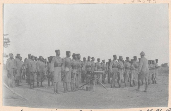 West Africa Field Force 1902